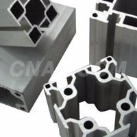 机械轨道铝型材