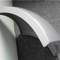 氟碳造型铝单板幕墙双曲铝单板定制