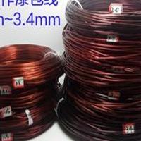 电机漆包铝线 QZ-180度聚酯漆包线