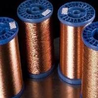 铜包铝圆线 聚酯155级漆包铝线