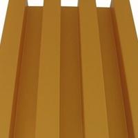 木纹双曲铝板厂家供应
