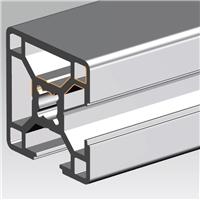 流水线工业铝合金型材3030-2NVS-8铝型材