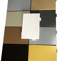 氟碳粉末工艺铝单板厂家定制规格