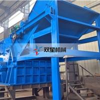 铝型材金属粉碎机设备配置生产线