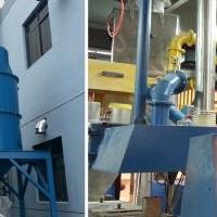 科朗兹高效湿式除尘器工厂车间粉尘污染