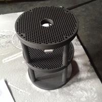 石墨圆盘 钟罩炉用石墨圆盘 铜管烧结