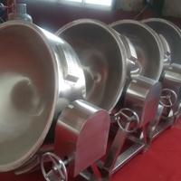 全自動行星攪拌炒鍋 小型電加熱夾層鍋