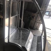 加工铝型材 电动驾驶室总成