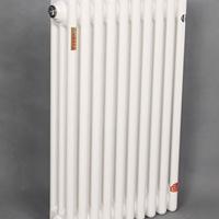 钢二柱5025散热器丨SL500-6高频焊翅片管散热器