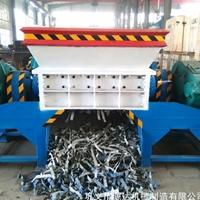 高质量废钢撕碎机配备好刀片更给力sytd03