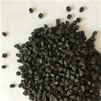 铝塑管黑色PE纸厂料颗粒注塑级价格便宜
