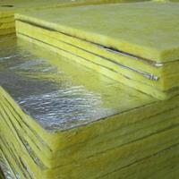 金属天棚隔音棉 超细离心玻璃棉板