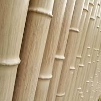 铝合金竹子厂家防火金属竹子