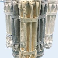 高效滌綸覆膜褶皺布袋