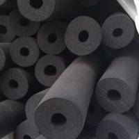 阻燃管道消音棉太阳能贴箔橡塑管