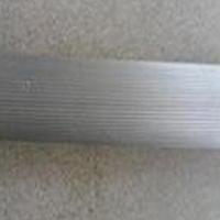 防滑用6063拉花铝棒 网纹滚花铝棒
