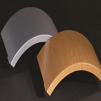 包柱弧形铝单板定制