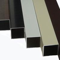 型材木紋鋁方通廠家  鋁方管批發