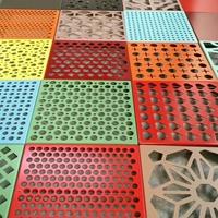 冲孔铝单板 温州铝单板