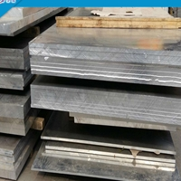 6063-T6厚铝板按尺寸切割