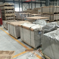 汽车铝板生产厂家5754铝板汽车覆盖件铝板