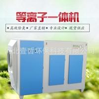 油烟废气治理设备 家具木器喷漆房废气处理