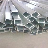 铝方管 厚壁铝管 合金铝板厂家
