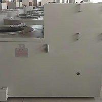 燃气式铝合金熔解保温炉