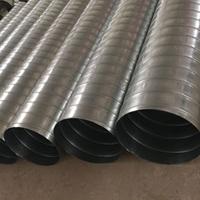 彩鋼夾心保溫板通風管大量現貨供應