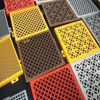 防腐耐用氟碳冲孔铝单板,粉末喷涂铝单板