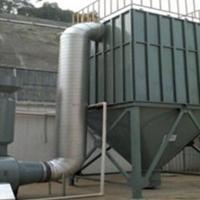 实恒水泥厂球磨机布袋除尘器的特点