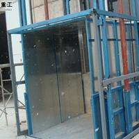 神牛仓库货梯电动液压升降货梯生产厂家