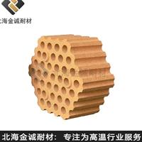 黏土格子砖  17孔39孔 热风炉蓄热砖