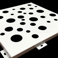 供应门头1.5-3.0mm咖啡色镂空雕花铝单板