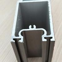 CNC精加工回光灯带边框铝型材