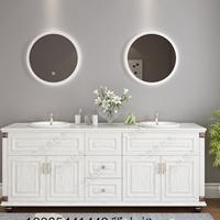 铝合金浴室柜铝材批发全铝洗衣柜定制