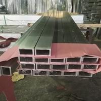 铝管铝方管6082包邮6082铝方管加工