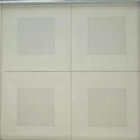 井型铝扣板 抗紫外线吊顶铝天花板