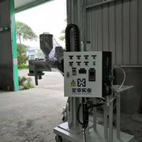 移动喷粉精炼除气机 铝液除渣机