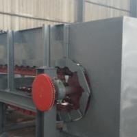 大型LB链板机 锻造件板链输送机 鳞板输送机