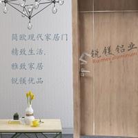 全铝室内门铝合金橱柜门板全铝家具