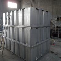 方形玻璃钢水箱高效节能运行平稳