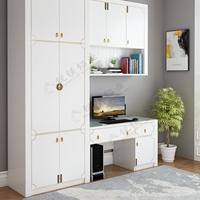 全铝书柜铝合金博古架全铝家具定制