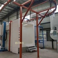 靜電噴塑噴粉流水線設備