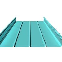 直立锁边铝镁锰板YX51-470氟碳漆价格便宜