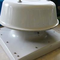 BDW玻璃钢屋顶风机节能噪声小