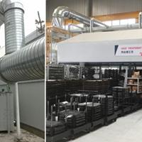 科朗兹热处理油烟废气治理设施净化处理设备