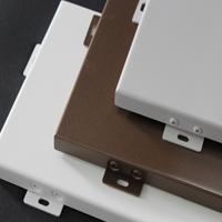 氟碳铝单板为现代修建幕墙增添外衣