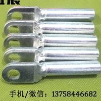 单孔钎焊系列线鼻子DTLQ-400铜铝镀锡接线耳
