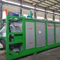 元泰铝灰处理设备再生铝铝渣冷却机冷灰机